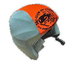 couvre-casque-ski club du guiers